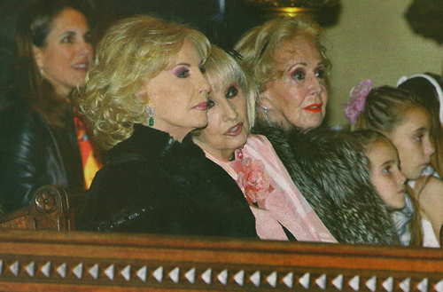 Goldie La Hermana De Mirtha Legrand