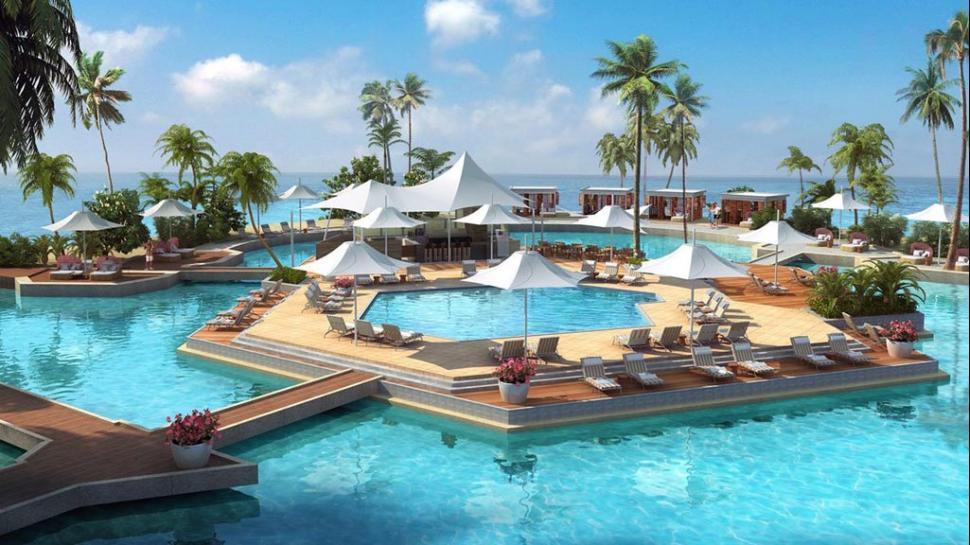Las piscinas mas imponentes del mundo for Piscinas del mundo